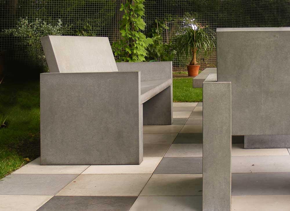 Gartenmöbel Messina Betonmöbel OGGI Beton