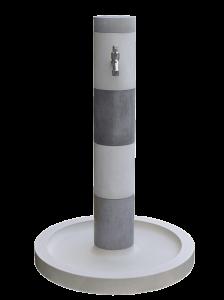 OGGI-Beton: Wasserzapfsäule RONDA