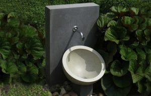 OGGI-Beton: Wasserzapfstelle Kaya