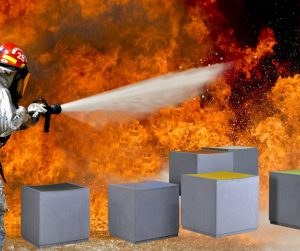 OGGI-Beton: Brandschutz-Möbel